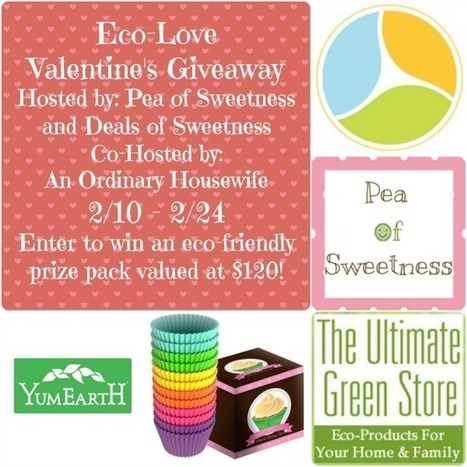 Eco-love Valentine's Giveaway - MommyLessonPlans.com | Alternative Energy Resourses Green,Energy Deregulation,Enviromental and Coinservation Issues Dealing With extration and transportation of Energy Resources,Saving Money on your gas and electric bills both in the residential and small business market place, | Scoop.it