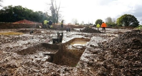 Roman pond found at Barnham archaeological site | Monde antique | Scoop.it
