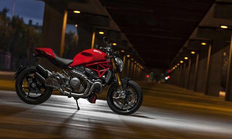 Eicma 2013, Ducati: svelato il Monster 1200 e 1200S - Saloni | CARUSATE | Scoop.it