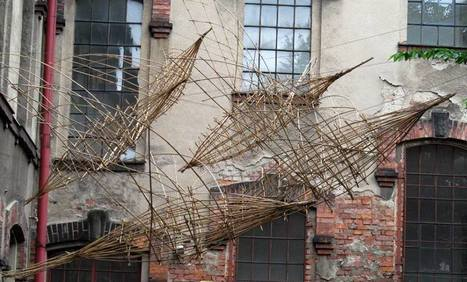 Waldemar Rudyk: Birds | Art Installations, Sculpture, Contemporary Art | Scoop.it