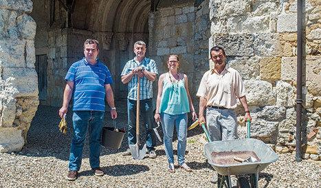 Réussir la mobilisation pour sauver une église en péril | L'observateur du patrimoine | Scoop.it