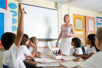 Are interactive whiteboards really being used interactively? - TES News | PDI | Scoop.it