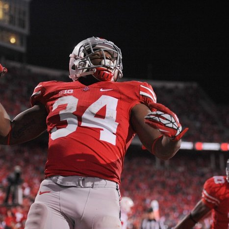 Will Hyde Be Meyer's First 1,000-Yard RB? | Ohio State football | Scoop.it