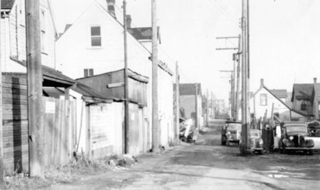 The End of Hogan's Alley - Part 1 - Spacing Vancouver | Downtown Eastside Vancouver | Scoop.it