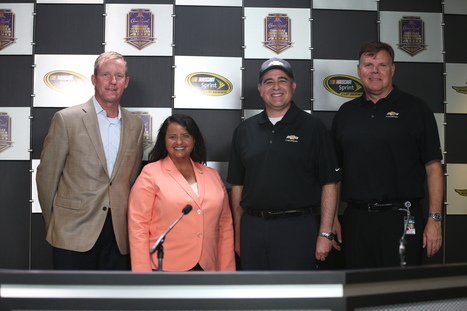 Chevrolet, NASCAR Announce Diversity Scholarship Contest | New Orleans Local | Scoop.it