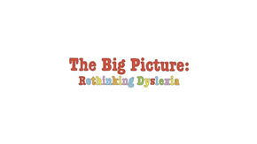 'The Big Picture: Rethinking Dyslexia' movie - Star Community Newspapers | Specific Learning Disabilities | Scoop.it