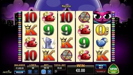 New Miss Kitty slot online | Online Slots | Scoop.it