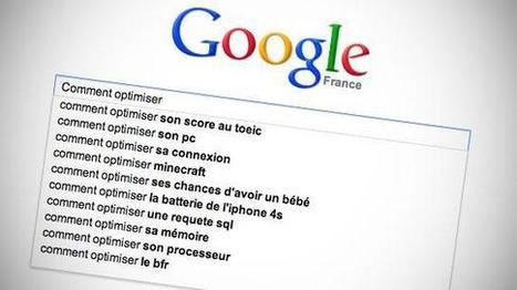 Comment optimiser vos recherches sur internet ? | Actua web marketing | Scoop.it