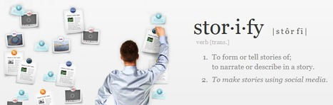 Storify: create stories using social media | Keep learning | Scoop.it