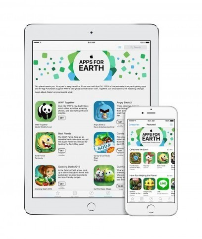 Apple just found a powerful new way to make people care about the planet | STEM Connections | Scoop.it