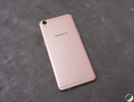 Test de l'OppoF1 Plus, le roi du selfie ? - FrAndroid   Téléphone Mobile actus, web 2.0, PC Mac, et geek news   Scoop.it