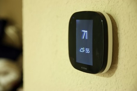 Wink home automation via your Android device: ecobee3 Wi-Fi Thermostat | Home Automation | Scoop.it