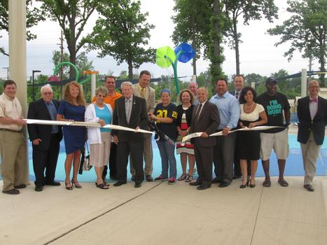 Township officials, architects, come out for splash park ribbon cutting in ... - Southgate News Herald | Residential Architects | Scoop.it