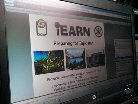 Preparing for Tajikistan | iEARN in Action | Scoop.it