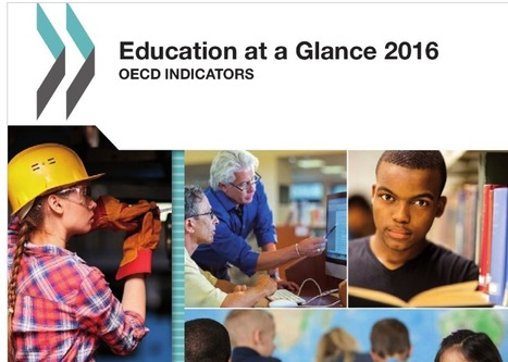 "Informe "" Education at a Glance 2016 "" @OCDE Indicators ...Expoaña patraña [★�� ] 