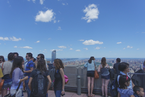 Best view over New York: Top Of The Rock - heylilahey. | fashion | Scoop.it