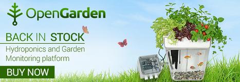 Back in stock: Open Garden Shield for Arduino / Cooking Hacks Blog   Raspberry Pi   Scoop.it