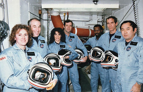 Remembering Challenger: NASA's 1st Shuttle Tragedy (Photos) | News, Tools and Resources for Teaching and Learning in an Academy of Earth & Space Science | Scoop.it