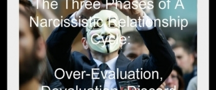 The Three Phases of A Narcissistic Relationship Cycle: Over-Evaluation, Devaluation, Discard - Esteemology | Victims of Narcissistic Abuse - NPD - Sociopath - Psychopath Help Guide | Scoop.it