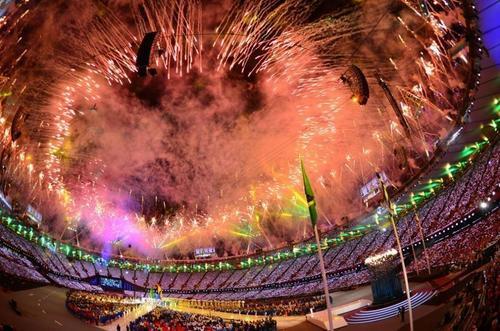 Los Juegos Olímpicos se despidieron de Londres