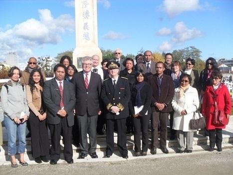 Guerre mondiale de 1914-1918: hommage aux poilus malgaches à Bordeaux | Sacrés Ancêtres, le mag | Scoop.it