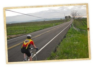 Carneros Bike Ride from Sonoma to the Napa River - Weekend Sherpa | Winecations | Scoop.it