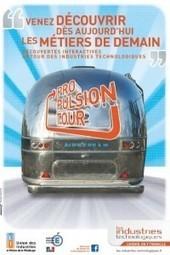 Orientation | Pro/Pulsion Tour : les métiers de l'industrie - Collège Capeyron | PDMF | Scoop.it