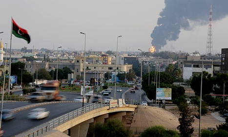 UK embassy in Libya remains open as French flee fierce fighting | Saif al Islam | Scoop.it