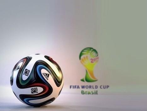 Projeção em 3D mostra como será a Brazuca, bola da Copa do Mundo de 2014 | Blog Manto FC | Copa do Mundo FIFA Brasil 2014 | Scoop.it