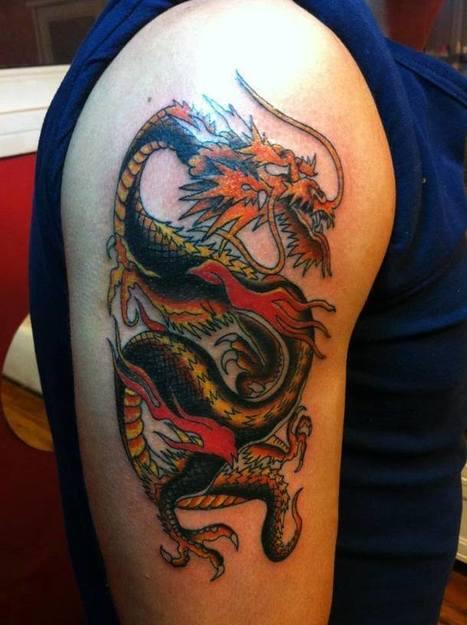 Dragon | Tattoo | Scoop.it