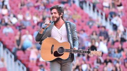 Thomas Rhett Takes Luke Bryan's Advice | Country Music Today | Scoop.it