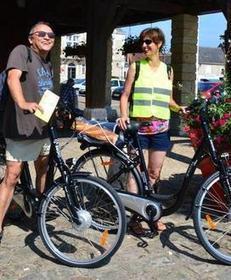 Le vélo électrique fait sensation - 03/08/2014, Vatan (36) - La Nouvelle République | Vatan Tourisme | Scoop.it