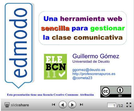 Edmodo: una herramienta web sencilla para la clase comunicativa | Las TIC en el aula de ELE | Scoop.it