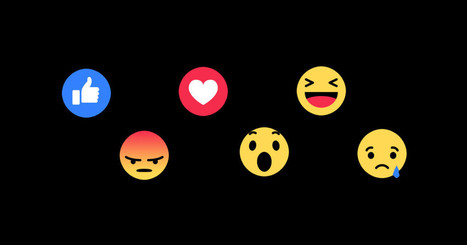 Linguists Not Exactly Wow About Facebook's New Reactions | Go Social Media | Scoop.it