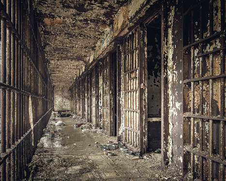 Urban explorer captures haunting images of abandoned New Jersey jail | Urban Decay Photography | Scoop.it