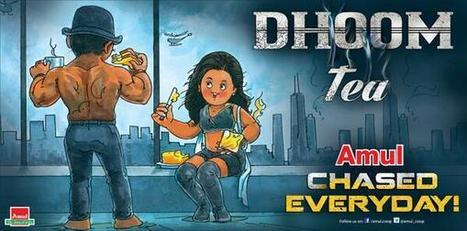 Twitter / Amul_Coop: Amul Topical: New Bollywood ... | Bollywood | Scoop.it