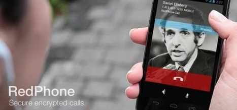 Keep your calls private from Spying Governments with RedPhone | Software and PC Tools | Scoop.it