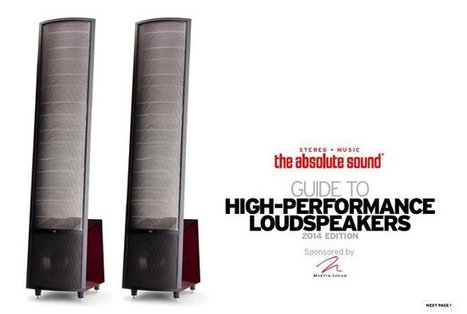 The Absolute Sound Guide to High-Performance Loudspeakers 2014 | The Absolute Sound | ON-TopAudio | Scoop.it