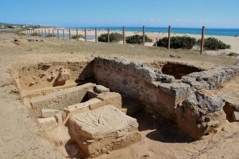 Editan los primeros resultados de las excavaciones en Baelo Claudia   LVDVS CHIRONIS 3.0   Scoop.it
