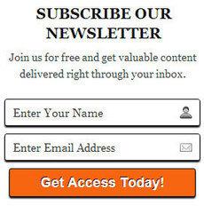 WordPress Style Premium Email Subscription Widget For Blogger - Blogs Daddy | Blogger Tricks, Blog Templates, Widgets | Scoop.it