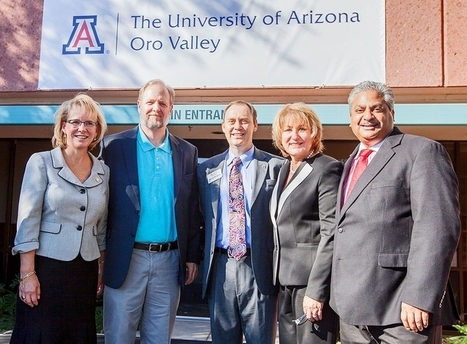 UA Chooses Oro Valley for Vet School | Veterinary Practice News | CALS in the News | Scoop.it