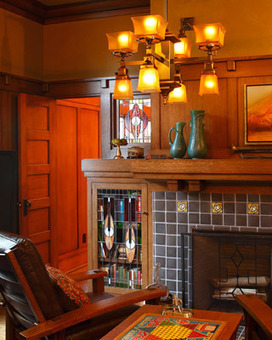 Arts & Crafts / Craftsman / Mission style Lighting for your Home   Atlanta Bungalows   Scoop.it