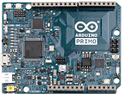 Arduino Primo Board Supports WiFi, Bluetooth LE, and NFC | Embedded Systems News | Scoop.it