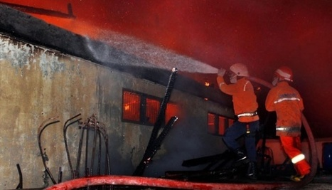 Police Investigates Gas Company in Mandom Fire Incident | Occupational Safety and Health | Scoop.it
