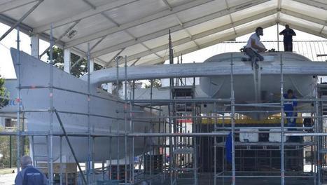 Le premier bateau naviguant aux énergies renouvelables va prendre le large | Home | Scoop.it