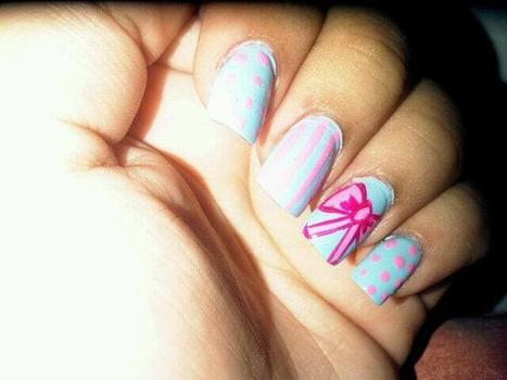 Twitter / JanibelV_S: My nails http://t.co/7cHwphNCOz | Nails, Beauty, Fashion, Hersham | Scoop.it