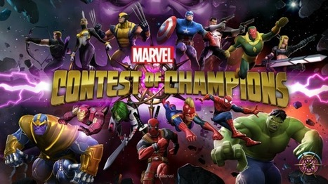 Marvel Contest of Champions; Shamefully Transparent Freemium – Opti Games | topics by sinceresecret536 | Scoop.it