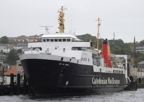£121 million to subsidise Scotland's ferry services - Local Businesses - The Buteman | Business Scotland | Scoop.it