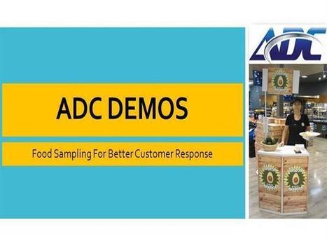 Food Sampling for Better Customer Response   ADC Demos   Scoop.it