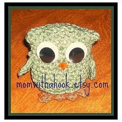 {Free Crochet Patterns} Simple Amigurumi Owl Pattern | All Crochet | Scoop.it